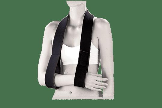 Echarpe de bras universel, orthèse de pouce, genouillère, chevillère