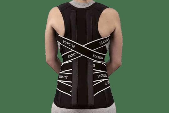 La ceinture Elcross est une ceinture lombo-dorsale limitant les contraintes musculaires et ligamentaires