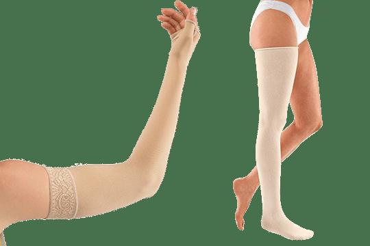 Prise en charge du lymphoème du membre supérieur ou inférieur