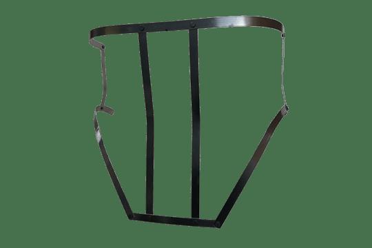 Le corset d'immobilisation vertébrale sur mesure en coutil