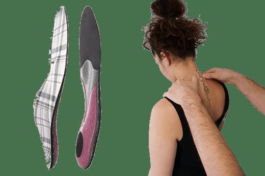 Le bilan postural a pour but d'identifier les chaines musculaires mises en causes et les capteurs déficients